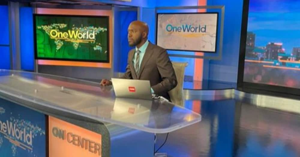 Journalist Larry Madowo is rising the ranks since he joined CNN as its Nairobi correspondent, now anchoring the news on the network.