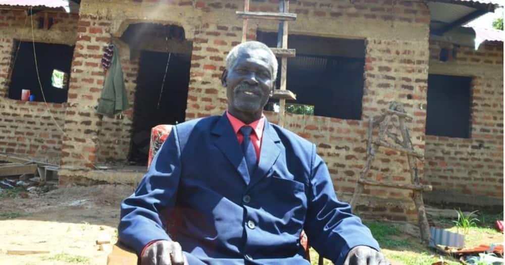 Sukuma Bin Ongaro: Wahisani wamjengea mwanamuziki mkongwe nyumba