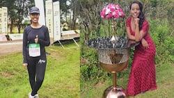 Lilian Ng'ang'a Ajisifu Baada ya Kukimbia Zaidi ya Kilomita 150 Mwezi Septemba