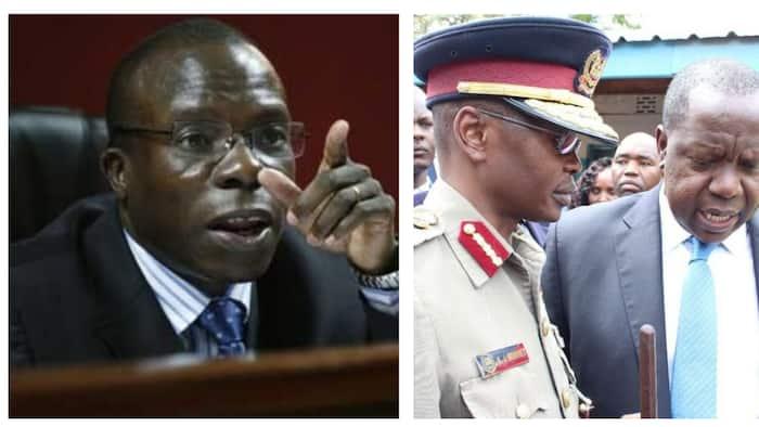 No nonsense judge George Odunga awarded Jurist of the year 2018