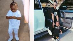 "Tanasha Donna Pens Sweet Birthday Message to Son Naseeb Junior: ""I Love You to Bits"""