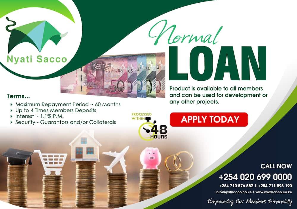 Nyati Sacco loans