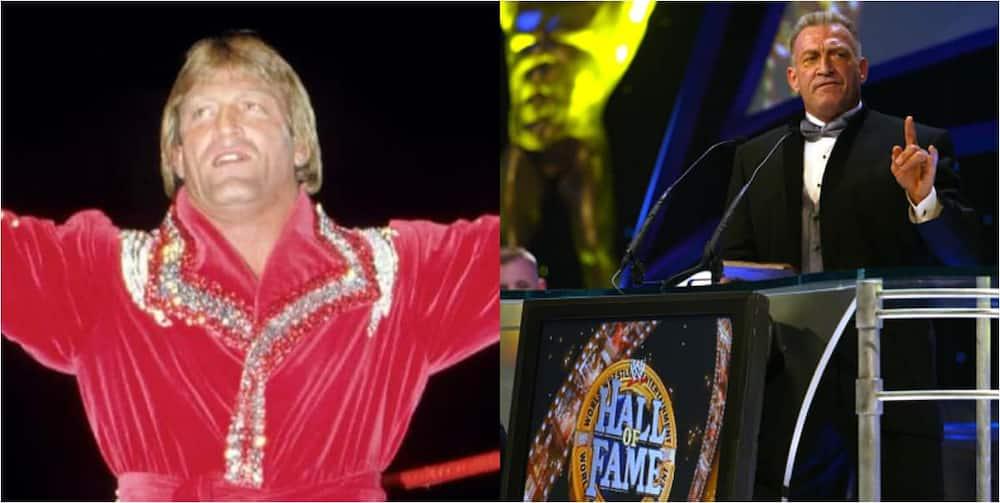 File photos of WWE legend Paul Orndoff. Photo by Chris Farina.