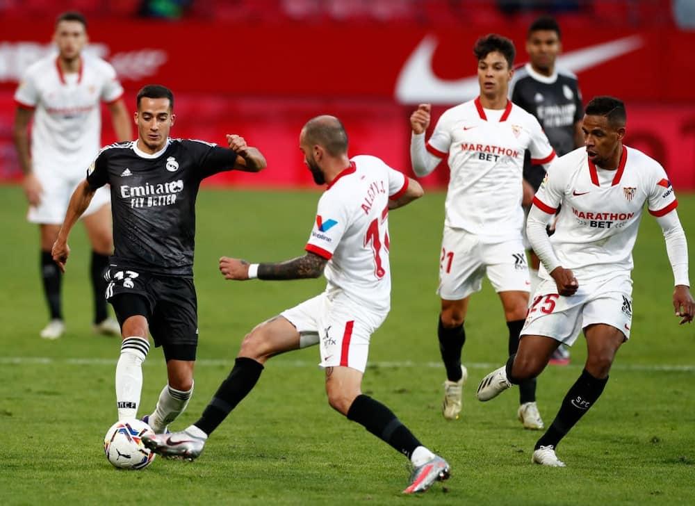 Lucas Vazquez: Man United plotting January transfer move for Real Madrid star