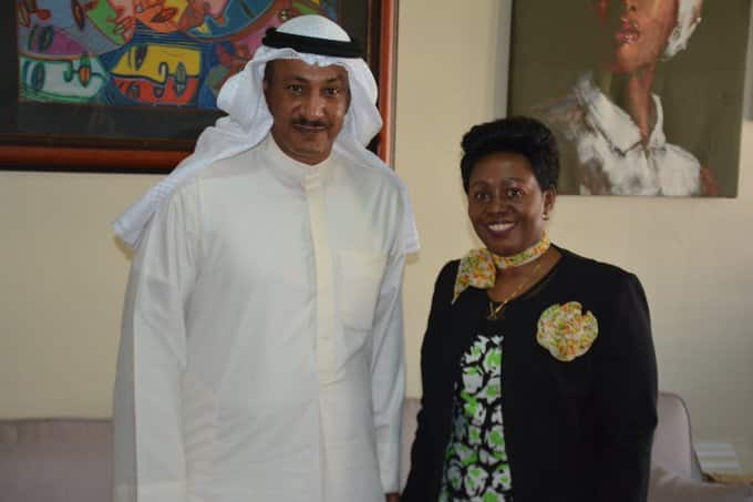 Kuwait envoy to Kenya says country is heaven compared to Russia