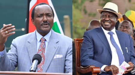 """Kalonzo Takes on Raila: """"I'll Continue Barking Until NASA Pact is Honoured"""""""