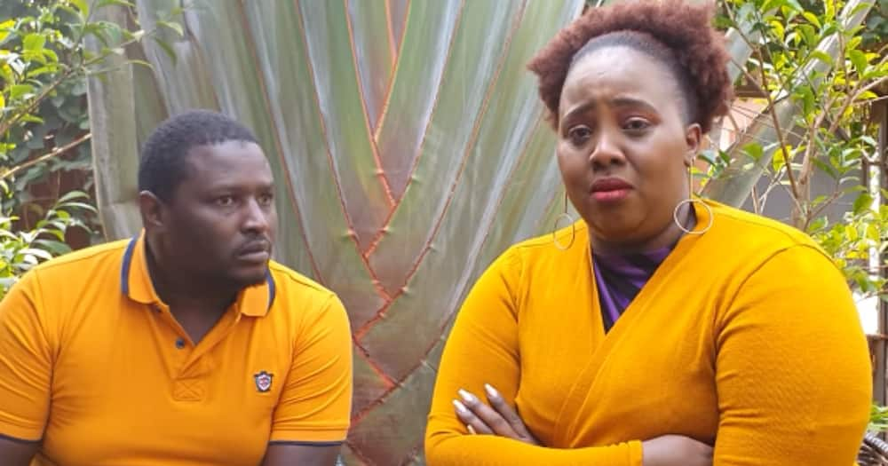 Milly Chebby breaks down over accusations she, hubby hacked account of YouTuber Pika na Raych