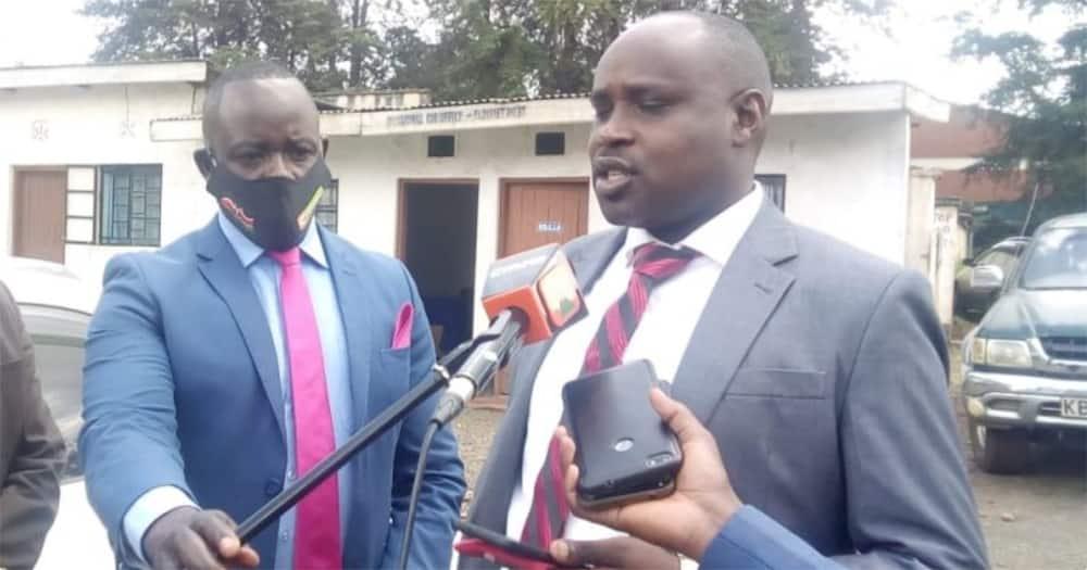 Ripota wa Eldoret aandikisha taarifa baada ya kutishiwa maisha