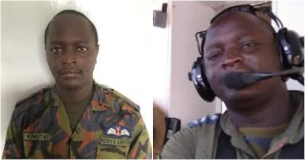 Hillary Kibet: Family says they learnt of military pilot's death online