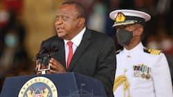 Not an Inch More, Not an Inch Less: Uhuru Kenyatta Tells Off Somalia over Maritime Border Dispute