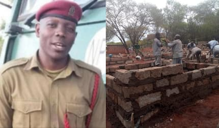 Kenya police steps in to help family of officer killed during DusitD2 attack