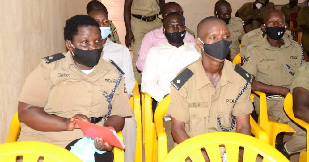 Police bosses under investigation for stealing junior officers' cash