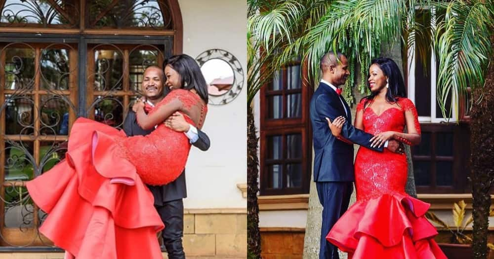 """Babu Owino pens emotional letter to wife: """"She bears all the pain"""""""
