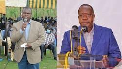 "Kisii DG Joash Maangi Dismisses Matiang'i's 2022 Presidential Bid: ""He's Fighting Us"""