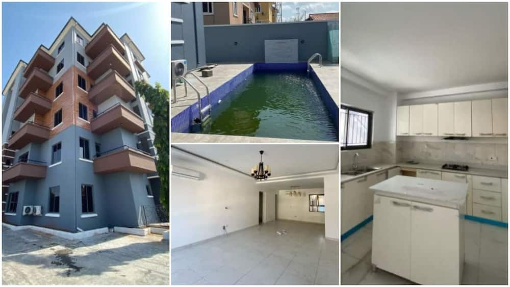 Photos of 3 bedroom apartment going for N85million in Lekki