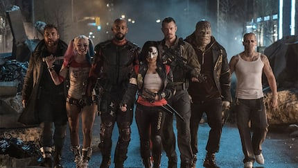 Suicide Squad cast and characters