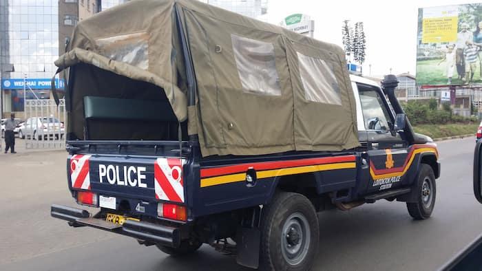 Afisa wa Polisi wa Kitengo cha Utawala Achomekea Ndani ya Nyumba Yake Kaunti ya Siaya