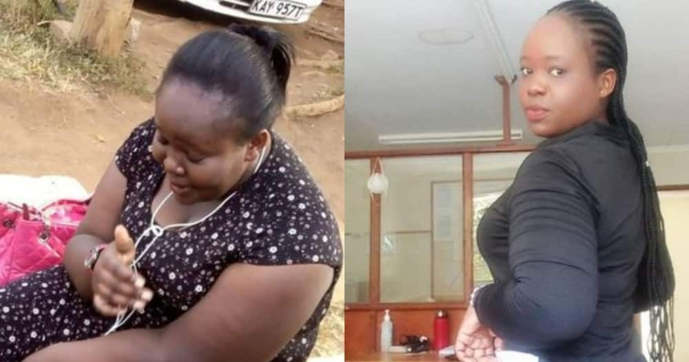 Kisumu lady shares inspiring weight loss journey after losing 49kgs in just 10 months