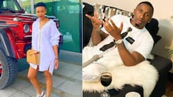 Juma Jux and socialite Huddah Monroe alleged to be the new celebrity couple in town