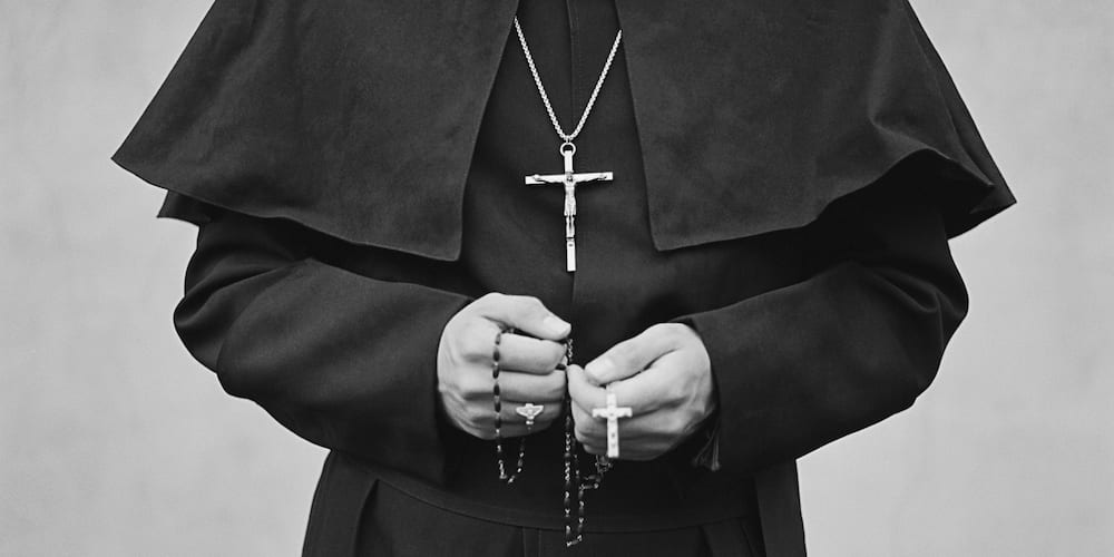 Married woman found dead in Catholic priest's home who is reportedly her lover