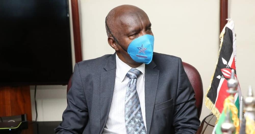 Kivutha Kibwana is serving his second term.