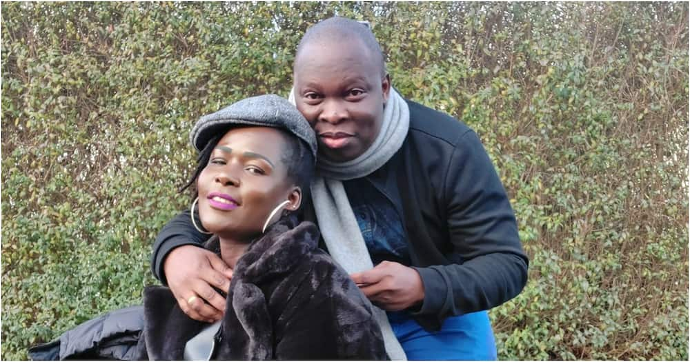 Luo Benga musician Wuod Fibi narrates marrying woman he met through female fan as his third wife