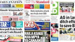 Kenyan Newspapers Review For August 23: BBI Battle To Continue In Parliament