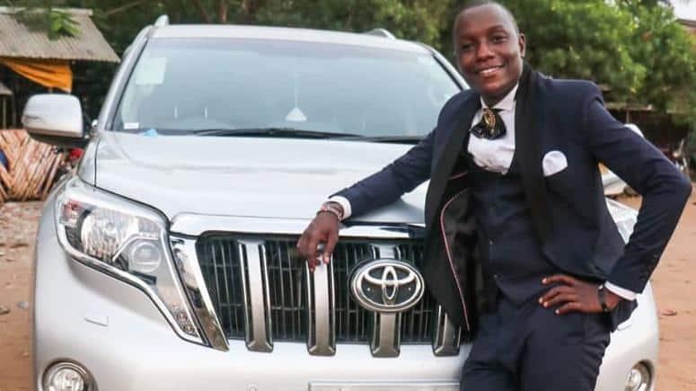 Radio host Mbaruk Mwalimu discloses he splashed over KSh 3 million on flashy 3-day wedding