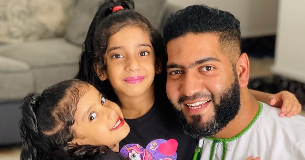 """Chef Ali Mandhry celebrates daughter Princess Alyaanah's 6th birthday with sweet message: """"Love you so much"""""""