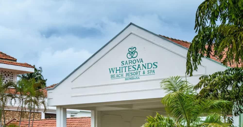 Sarova Whitesands Beach Resort and Spa. Photo: Sarova Hotel.