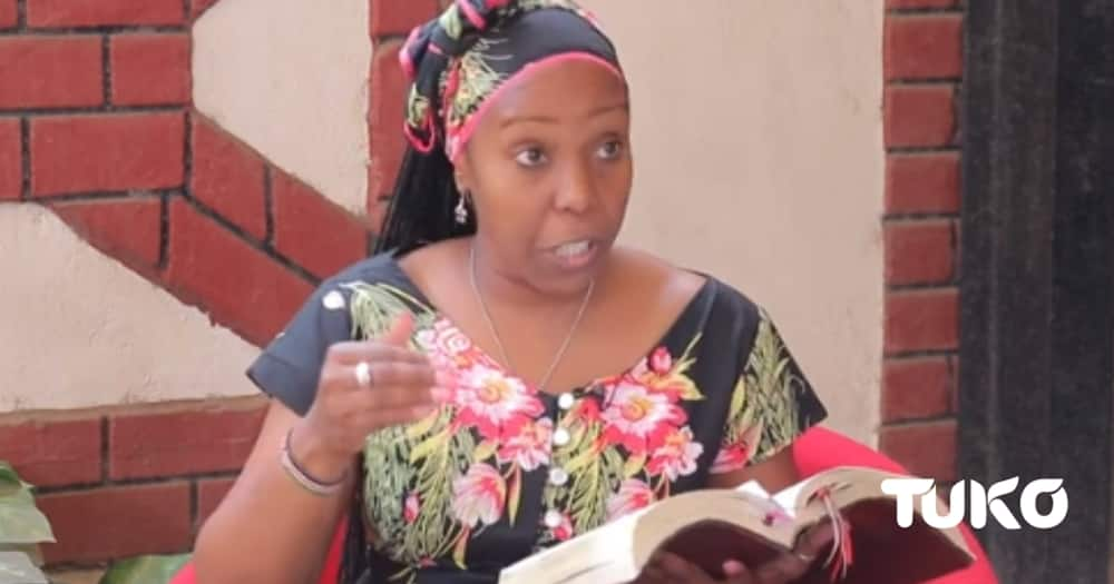 Exclusive: A virtuous woman is a foolish woman, Catherine Kinyua