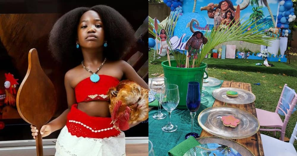 Bobi Wine's Daughter Suubi at her sixth birthday.