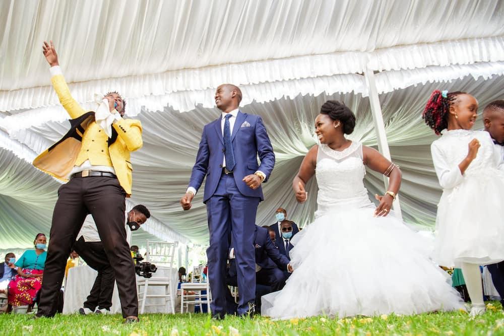 Kikuyu wedding songs