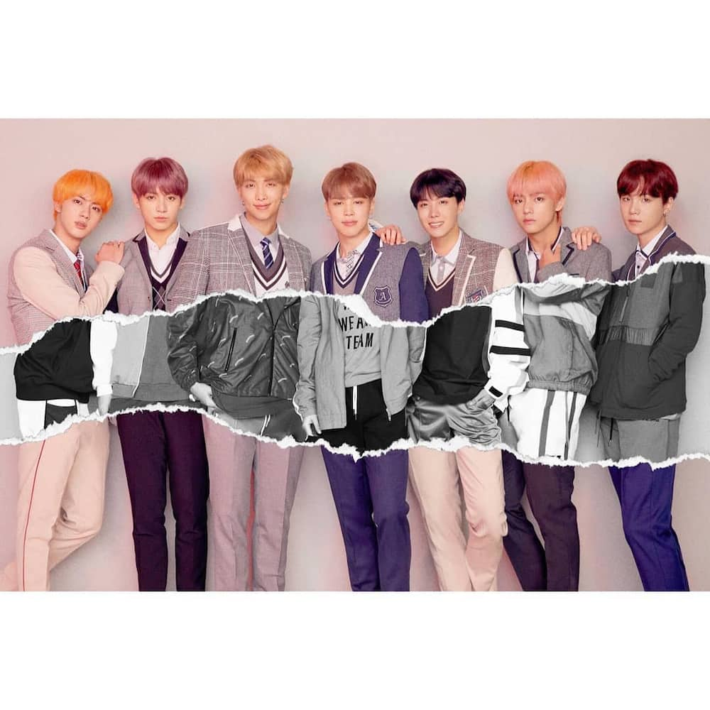 Who is the most popular BTS member