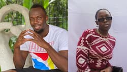 Usain Bolt shares with Elsa Majimbo about day he decided to run for a living