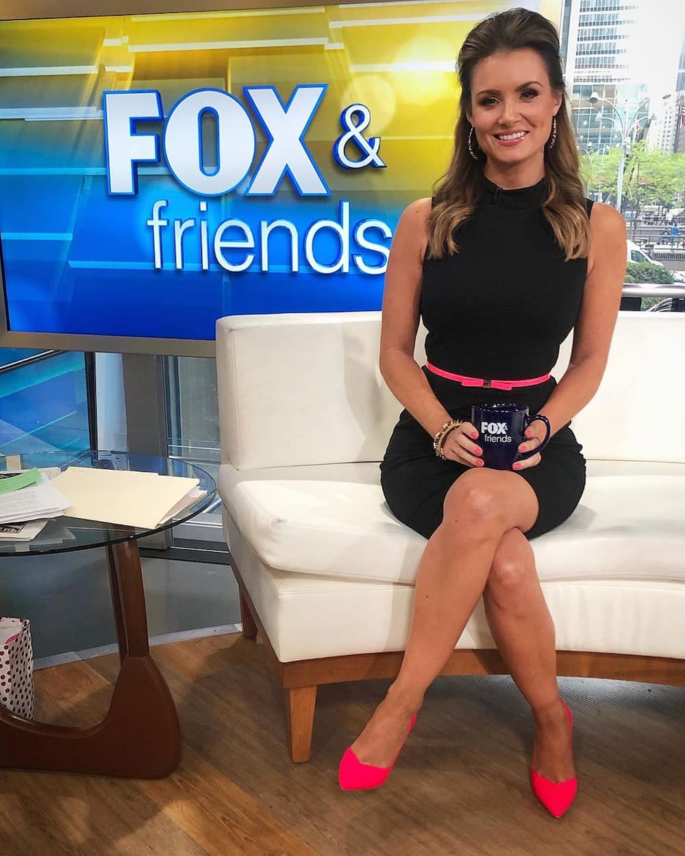 Jillian Mele from Fox and Friends: 10 facts to know about her