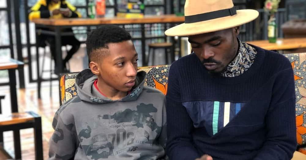 Rapper Trio Mio's mum exposes renowned conman Wilkings Fadhili for defrauding son KSh 100k