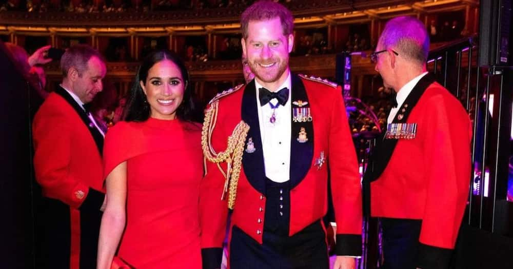 The Duke and Duchess of Sussex Prince Harry and Meghan Markle. Photo: Getty Images.