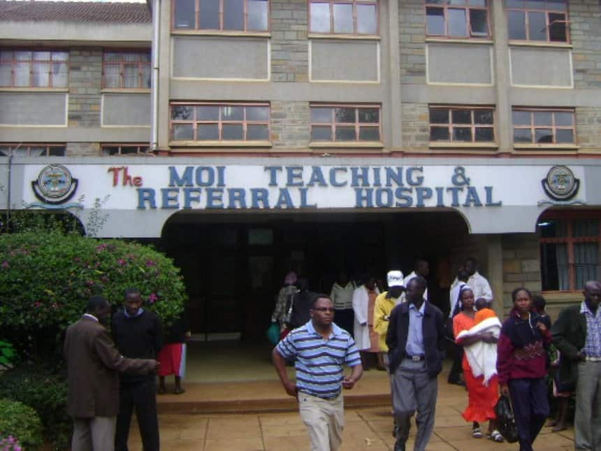 27 children born at Moi Teaching and Referral Hospital on Christmas Day