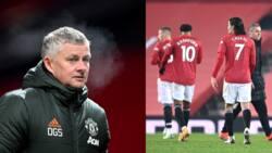 Kocha Solskjaer Akaa Ngumu, Akataa Kujiuzulu Licha ya Liverpool Kutafuna Man United