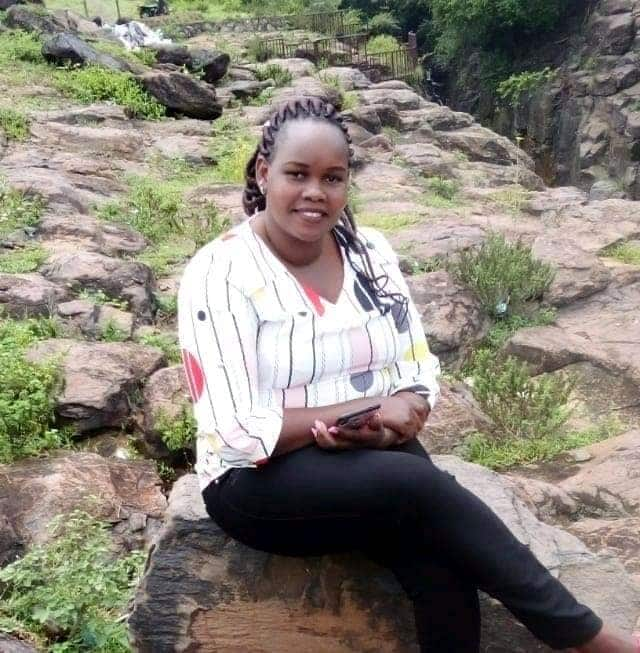 Caroline Kangongo is the main suspect in two homicides.