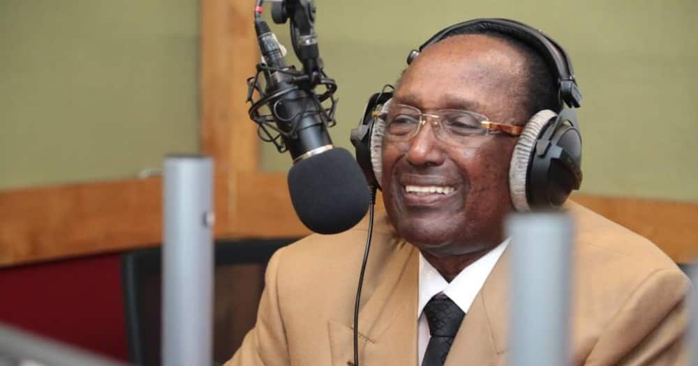 Chris Kirubi was not about work and no play.