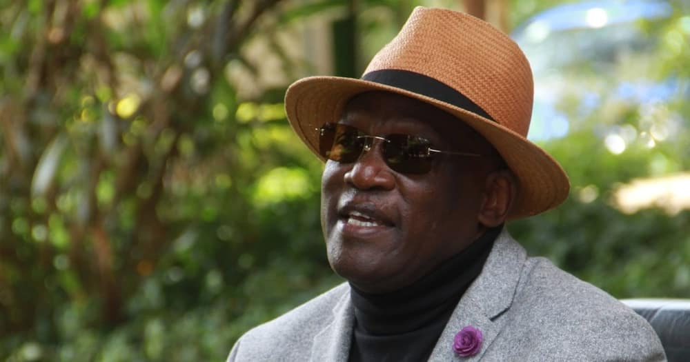 Video of Johnson Muthama saying a deputy president shouldn't contest for presidency after their term reemerges