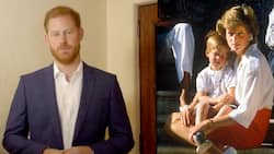 Prince Harry Makes Surprise Appearance at Awards Show Named after His Late Mum