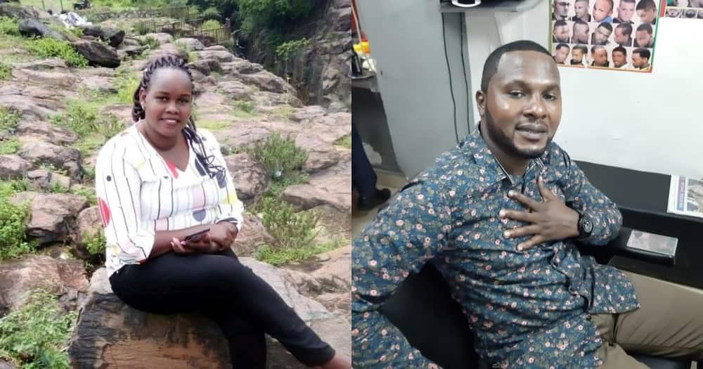 Picha za Peter Njiru, jamaa aliyeuawa kwa kupigwa risasi na konstebo Caroline Kangogo