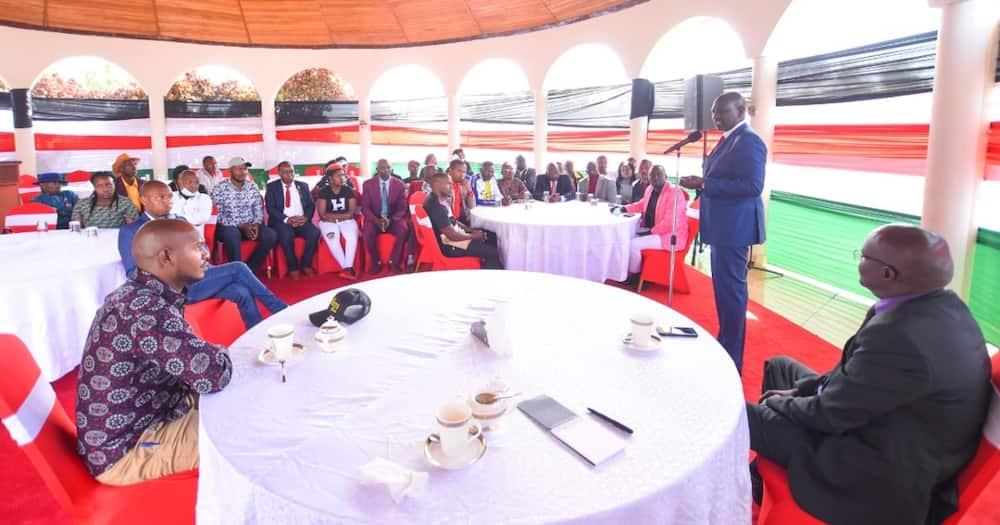 Jakoyo Midiwo advises Jubilee government against removing William Ruto from Karen residence