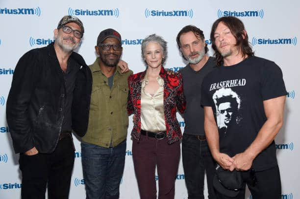 The Walking Dead cast salary