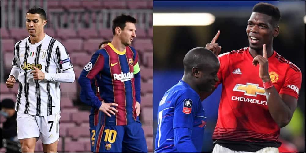 Man United star tips Chelsea midfielder Kante to win Ballon d'Or ahead of Ronaldo, Messi