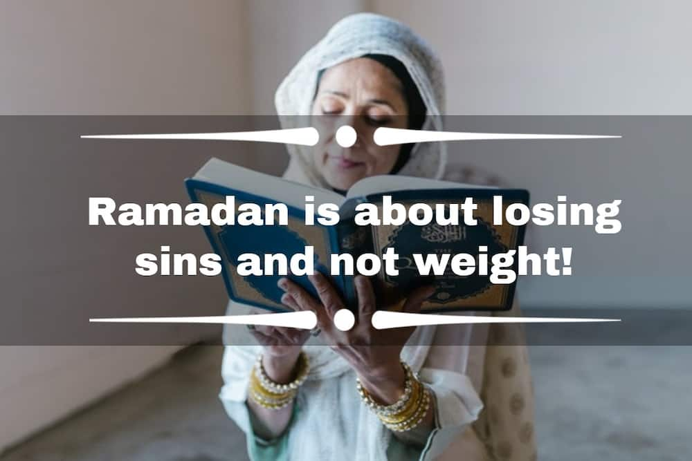 Quotes about Ramadan from the Quran