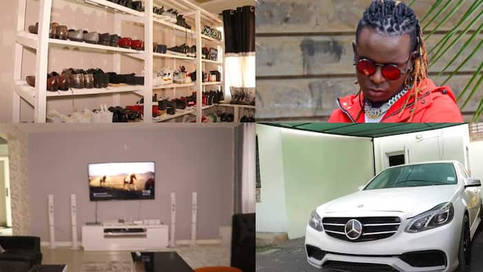Inside Willy Paul's Multimillion Mansion in Syokimau with Numerous CCTV Cameras